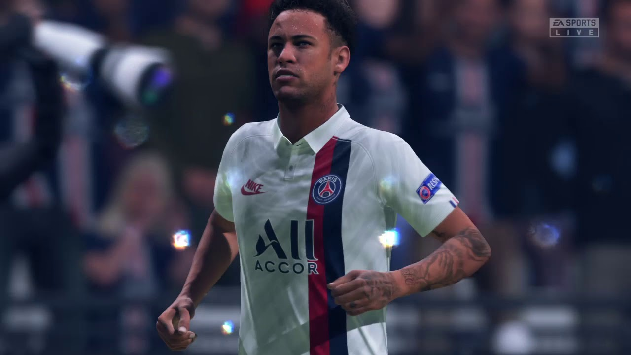 FIFA 20_PSG vs Barcelona 4 - 3 - YouTube