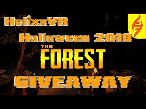 The Forest GIVEAWAY ******Closed********