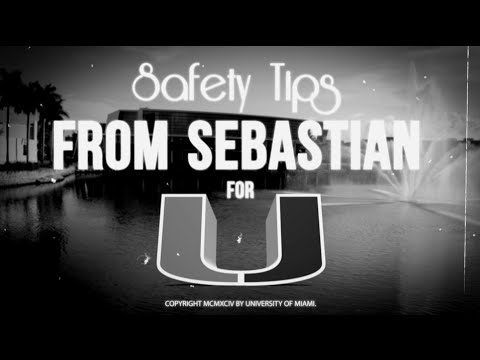 Pedestrian Safety at the University of Miami