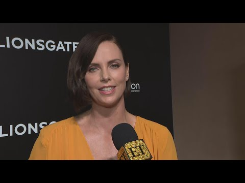 Charlize Theron Says She Wants Someone To 'Step Up' And Date Her (Exclusive)