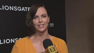 Baixar Charlize Theron Says She Wants Someone to 'Step Up' and Date Her (Exclusive)