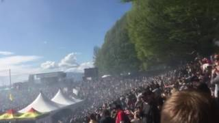420 SunsetBeach Vancouver 2017! Countdown then UpInSmoke