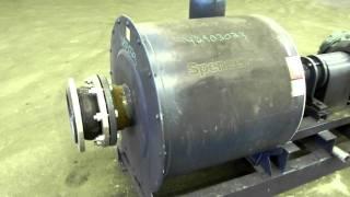 Used- Spencer Turbine Blower, Model S30206C - Stock# 42903023