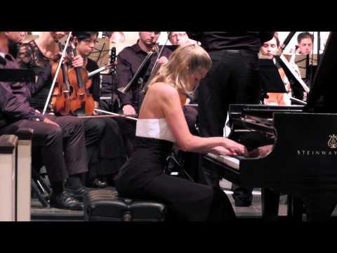 Rachmaninov - Piano Concerto no.3 op.30 (Jamina Gerl)