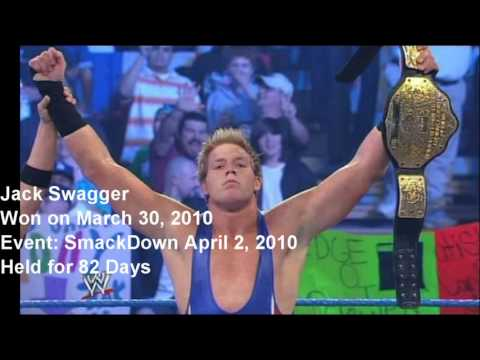 EVERY World Heavyweight Championship