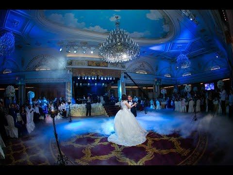 Шикарная американо-армянская свадьба