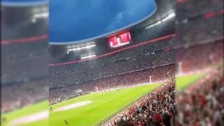 Aufstellung FC Bayern vs. Leverkusen 2017/18