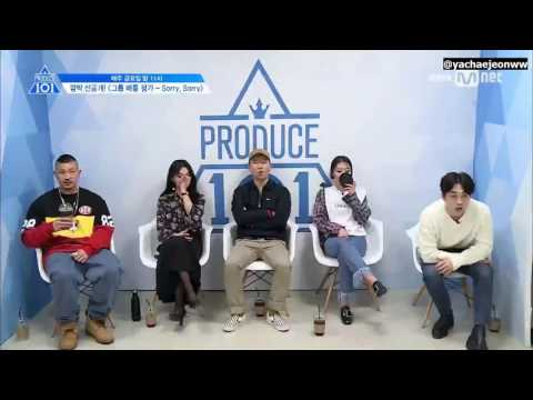 [ENG SUB] PRODUCE101 Season 2 EP.4 Preview  | Group Battle Evaluations ♬Sorry, Sorry