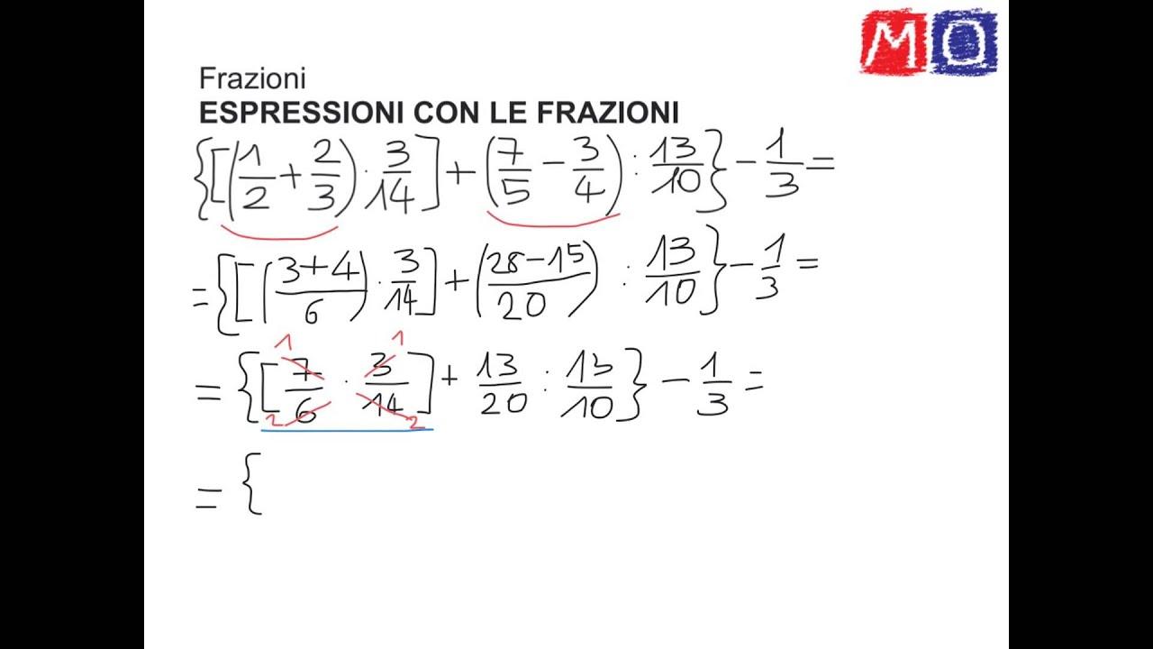 Come risolvere le espressioni algebriche intere | Viva la ...