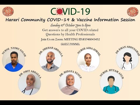 Covid-19 and Vaccination (Dr Iman, Dr Orit, Dr Shihab, Dr Hidaya) Nurse Nasru, Nurse  Ayda)