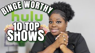 TOP 10 HULU RECOMMENDATIONS | THE BEST HULU TV SHOWS TO BINGE WATCH | 2020