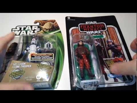 HOW TO OPEN CARDED ACTION FIGURES & NOT DAMAGE THE BACKING CARD - STAR WARS