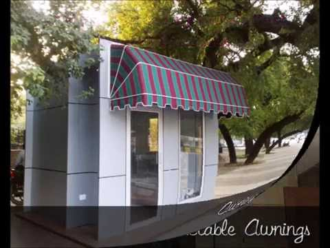 Specialized In Awnings Retractable Extendable