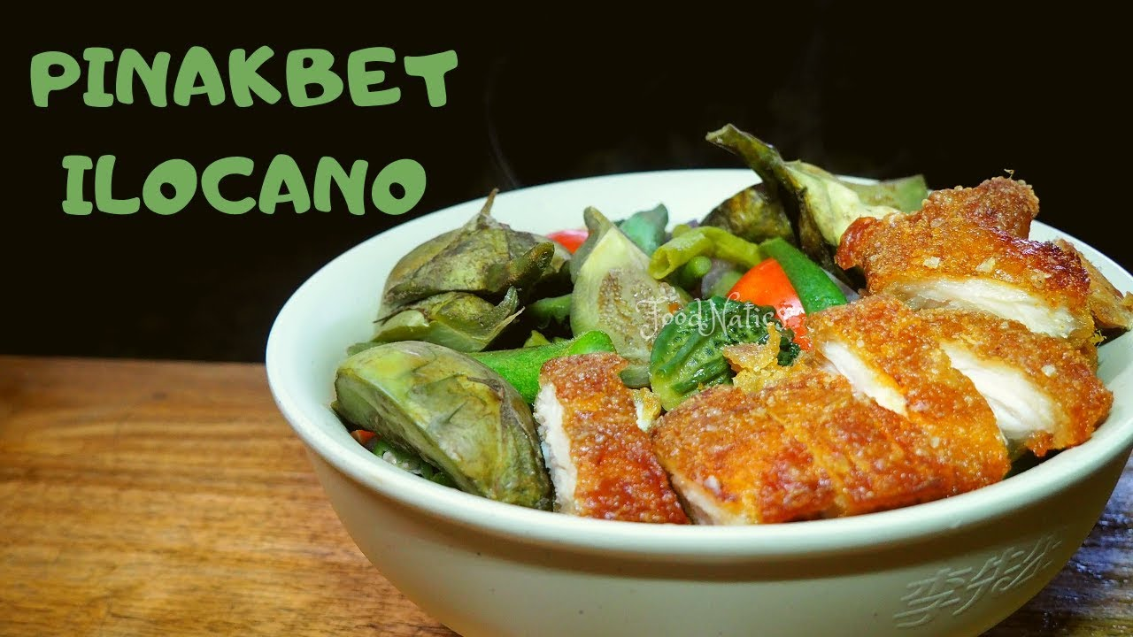 Pinakbet Ilocano Quick Simple Easy To Follow Recipe Youtube
