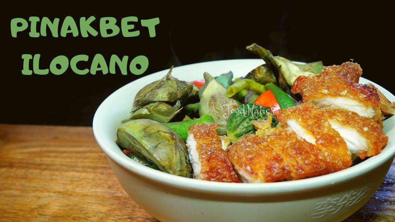 Pinakbet Ilocano Quick Simple Easy To Follow Recipe Youtube