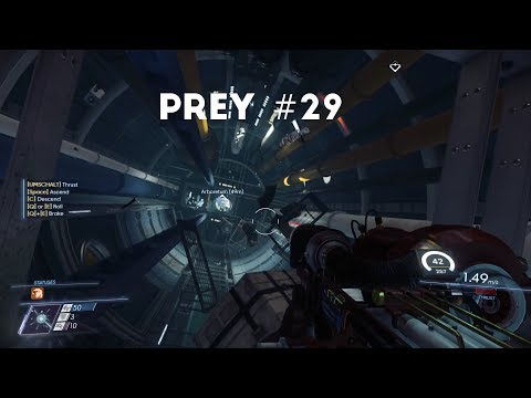 The Gravity Utility Tunnel System   Let's Play Prey #29