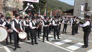 Piverone 2016 - Festa castagna - Baghèt Band