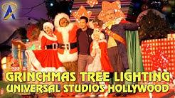 Grinchmas Tree Lighting Ceremony with Mario Lopez - Universal Studios Hollywood