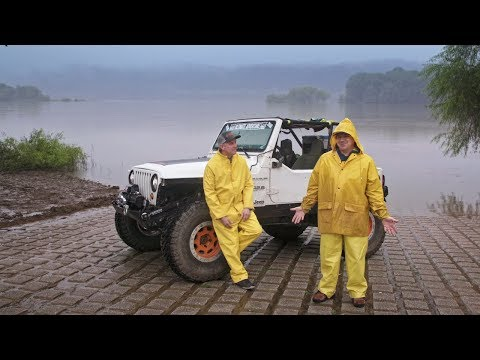 Tube Sock the Floating Jeep—Dirt Every Day Preview Ep. 96