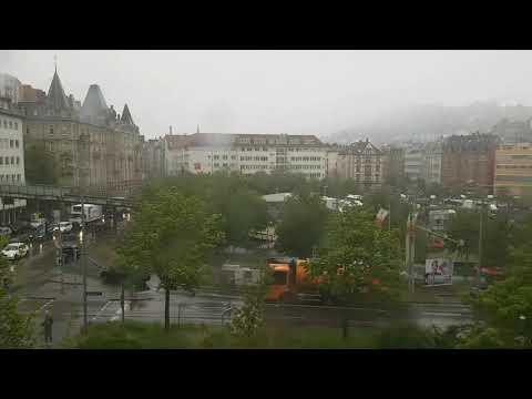 Stuttgart Weather timelapse