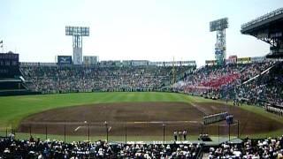 2011/08/09 能代商(秋田) 校歌