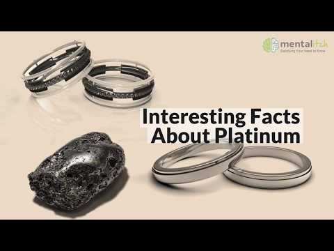 Interesting Facts About Platinum