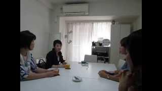 (社)日本パーソナルコーディネーター協会のランチ会の後、オフィスで嬉...