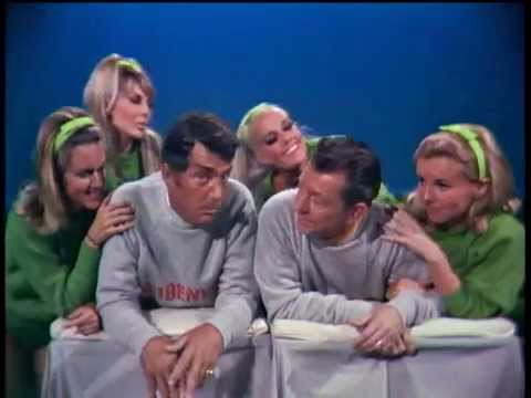 Dean Martin, Donald O'Connor & Girls - Shape Up
