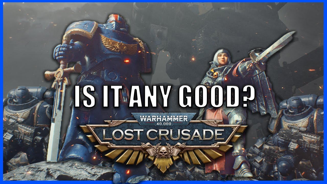 The 40k Mobile Game | Warhammer 40,000 Lost Crusade Review