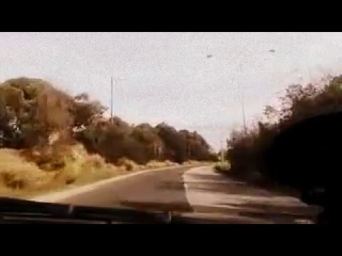 Driving from Brunswick to Yarraville (Melbourne)