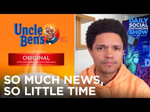 Zombie Storms, MTA's Poop Ban, & Uncle Ben's Rebrand | The Daily Social Distancing Show