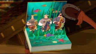 Три богатыря и Морской царь - тизер (2016)