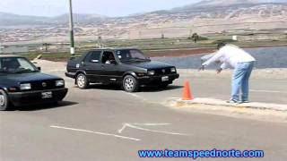 TrackDay Team Speed Norte - Club VW Jetta HD