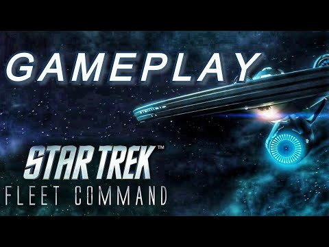Star Trek Fleet Command Gameplay – Intro and Missions (#1)