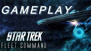 Star Trek Fleet Command Gameplay - Intro and Missions (#1)