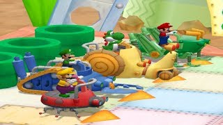 Mario Party 6 - All Battle Minigames