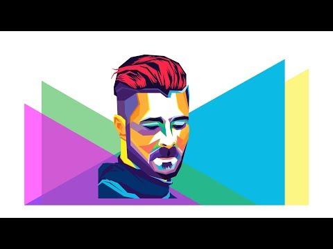 Full WPAP Art Tutorial Adobe Illustrator thumbnail