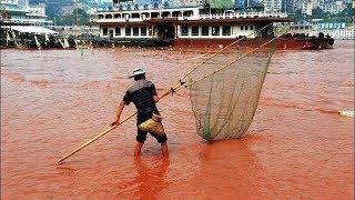 5 Śmiertelnie Niebezpiecznych i Przerażających Rzek na Świecie