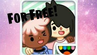 How to download Toca life Neighborhood for free!!