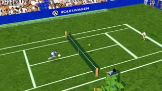 Pete Sampras Tennis 97 (Codemasters) (MS-DOS) [1997] [PC Longplay]
