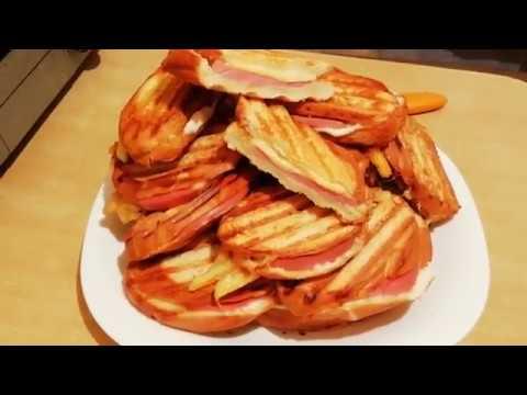 Вопрос: Как приготовить жареный сэндвич с сыром на гриле Джорджа Формана?
