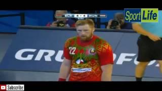 Гандбол. Беларусь - Венгрия ! Чемпионат Мира 2017 ! WHC 2017 Belarus - Hungary !
