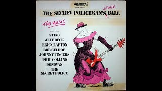 The Secret Policeman's Other Ball (The Music) - Sting - Roxanne - Message In A Bottle (Vinyl HQ RIP)