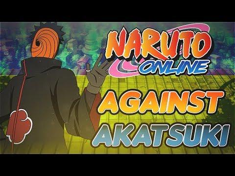 Naruto Online | XServer GNW ~ Against Akatsuki