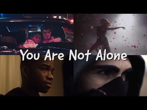 You Are Not Alone (Mashup) ft. Logic, Alessia Cara, Alan Walker & More