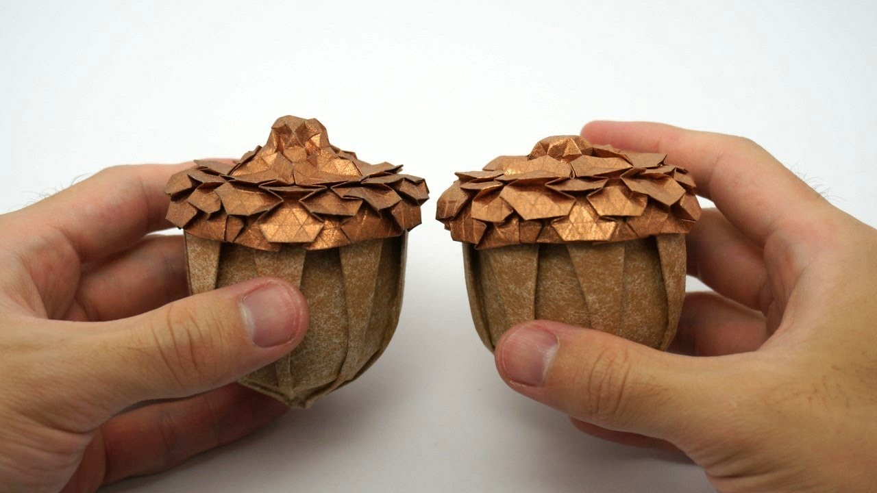Cupcake Cup: DIY origami Tutorial & Paper Craft by Cindy DIY - YouTube | 720x1280