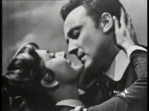 Il primo bacio in TV / Romanzo di un giovane povero - Lea Padovani Paolo Carlini