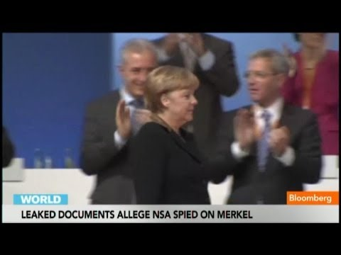 Did the NSA Spy on Angela Merkel?