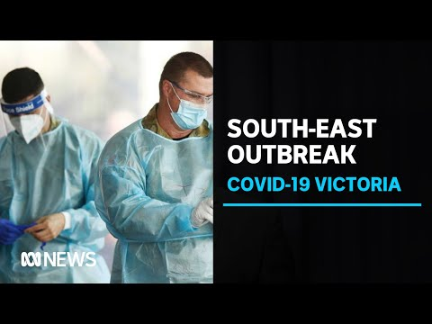 Victorian coronavirus cluster centred on five households who broke stay-at-home rules | ABC News