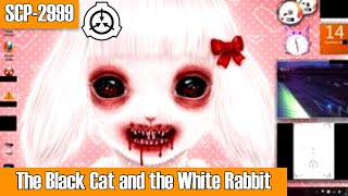 SCP-2999 The Black Cat and the White Rabbit | euclid class | Pitch Haven SCP